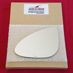 Mirror Glass + ADHESIVE for 13-16 Chevrolet Spark