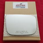 Mirror Glass + Full Adhesive for 14-17 Volvo XC6-3