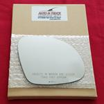 Mirror Glass + Full Adhesive for 09-17 Volkswage-3
