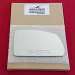 Mirror Glass + Adhesive for 2006-2009 Kia Rio, Rio