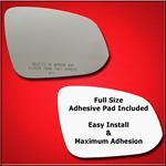 Mirror Glass + Full Adhesive for Rav4, 4Runner, Ta