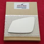 Mirror Glass + Full Adhesive for BMW 2, 3, 4, 5,-3