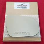 Mirror Glass Replacement + Full Adhesive for 4Ru-3