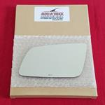 Mirror Glass + Adhesive for Chevrolet Caprice, Pon