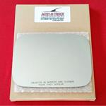 Mirror Glass Replacement + Full Adhesive for Hum-3