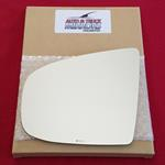 Mirror Glass + ADHESIVE for 07-13 BMW X5, 08-14 X6