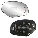 Fits 08-13 Cadillac Escalade Passenger Side Mirror