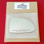 Mirror Glass + ADHESIVE for 00-09 Honda S2000 Pass