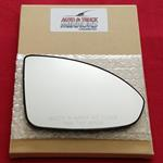 Mirror Glass with Backing for 11-15 Chevy Cruze Pa