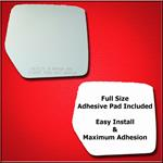 Mirror Glass Replacement + Full Adhesive for Nitro