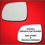 Mirror Glass Replacement + Full Adhesive for Q5, Q