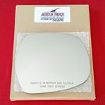 Mirror Glass + ADHESIVE for 03-09 Toyota 4Runner,