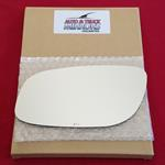 Mirror Glass + ADHESIVE for 10-14 Ford Taurus Driv