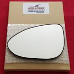 Mirror Glass with Backing for 12-18 Chevy Sonic Dr