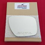 Mirror Glass + Adhesive for Mazda 5, CX-7, CX-9 Pa