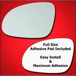 Mirror Glass Replacement + Full Adhesive for Jetta