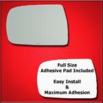 Mirror Glass Replacement + Full Adhesive for Entou