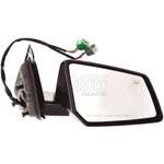 Fits 07-14 GMC Acadia Passenger Side Mirror Replac
