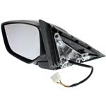 Fits 13-14 Acura ILX Driver Side Mirror Replacem-3
