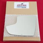 Mirror Glass + ADHESIVE for 12-18 Ford Focus Drive