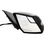 Fits 07-15 GMC Acadia Passenger Side Mirror Repl-3