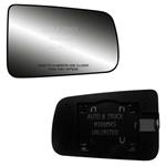 08-11 Ford Focus Passenger Side Mirror Glass with