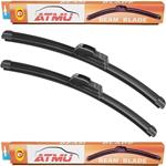 """Fits 07-11 Toyota Camry (24""""+20"""") Windsh"""