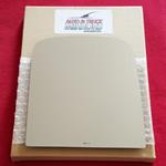 Mirror Glass + ADHESIVE for Sierra, Chevy Silverad