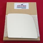 Mirror Glass + ADHESIVE for 08-15 Ford E-150,E-250