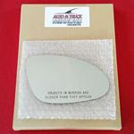 Mirror Glass + ADHESIVE for Mercedes C-Class, S-Cl