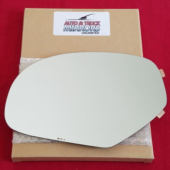 Mirror Glass + ADHESIVE for Chevy Silverado, Sierr
