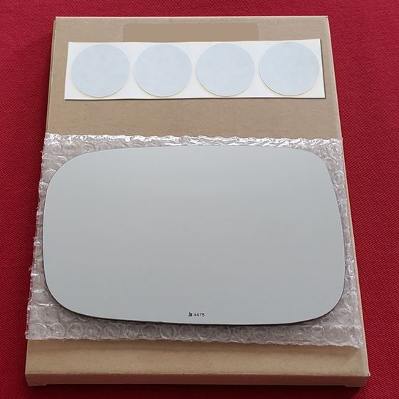 Mirror Glass + Adhesive for 13-18 Acura RDX Driver