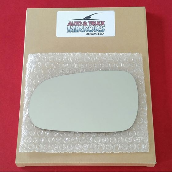Mirror Glass + ADHESIVE for Integra, TL, Honda Pre