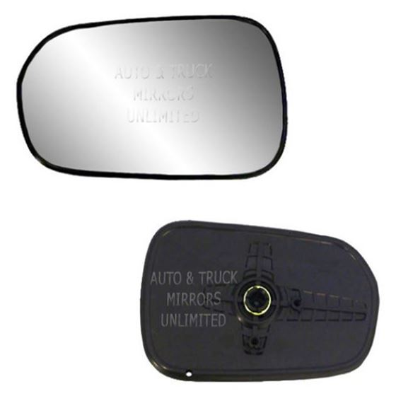 Fits 99-02 Honda Accord Sedan Driver Side Mirror G