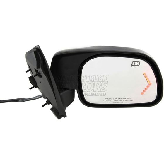 Fits 01-05 Ford Excursion Passenger Side Mirror Re