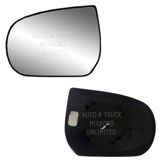 Fits 01-07 Ford Escape Driver Side Mirror Glass wi