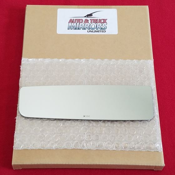 Mirror Glass + ADHESIVE for 07-18 Toyota Tundra Dr