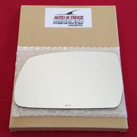 Mirror Glass + ADHESIVE for 10-15 Hyundai Tucson D