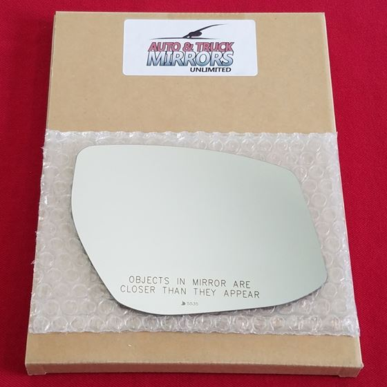 Mirror Glass + ADHESIVE for Altima, Sentra, Maxima