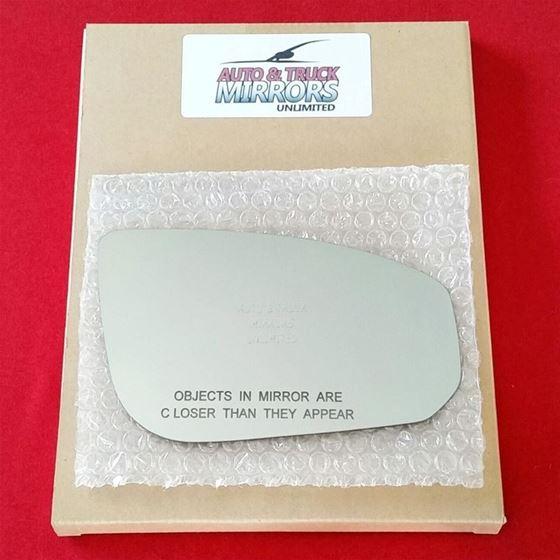 Fits 04-08  Maxima Passenger Side Mirror Glass