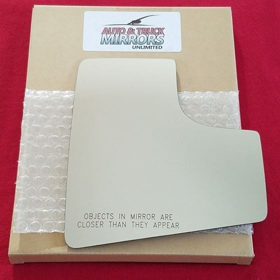 Mirror Glass Replacement + Full Adhesive for 15-3