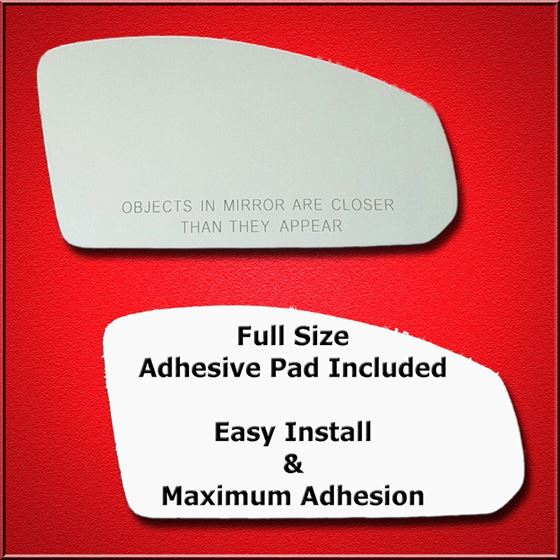 Mirror Glass Replacement + Full Adhesive for G35 0