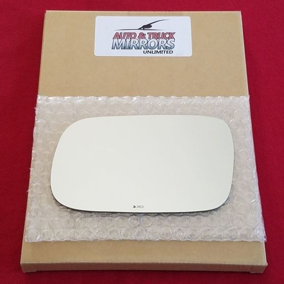 Mirror Glass Replacement + Full Adhesive for Sub-3