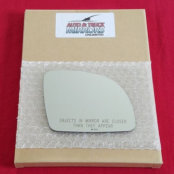 Mirror Glass + Adhesive for 98-00 Volkswagen Beetl