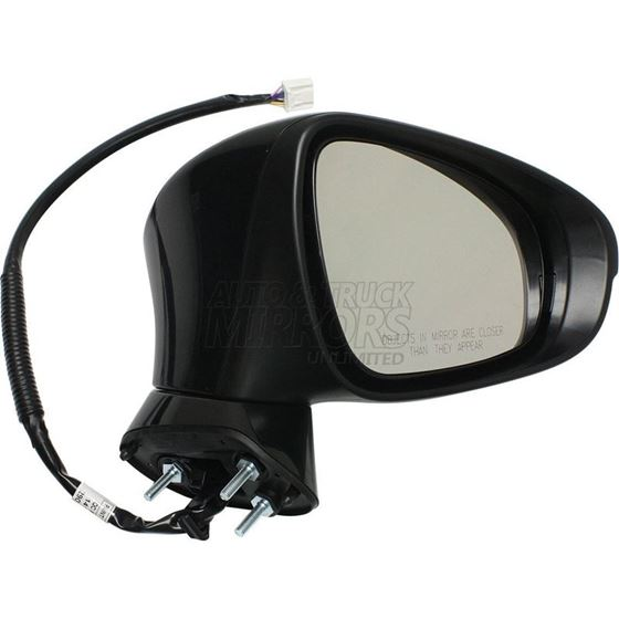 Fits 11-16 Lexus CT200H Passenger Side Mirror Repl
