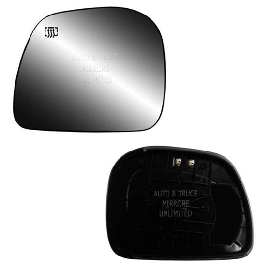 Fits 00-05 Excursion Driver Side Mirror Glass with