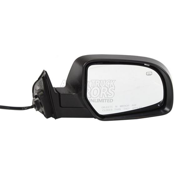 11-14 Legacy Power Heated Manual-Fold Rear View Door Mirror Right Passenger Side