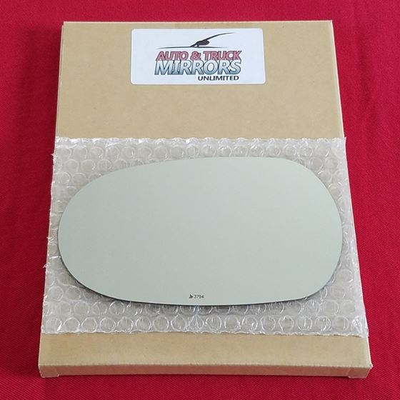 Mirror Glass for 02-08 Jaguar X-Type Driver Side R