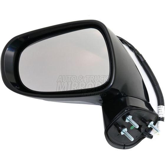Fits 10-12 Lexus ES350 Driver Side Mirror Replacem