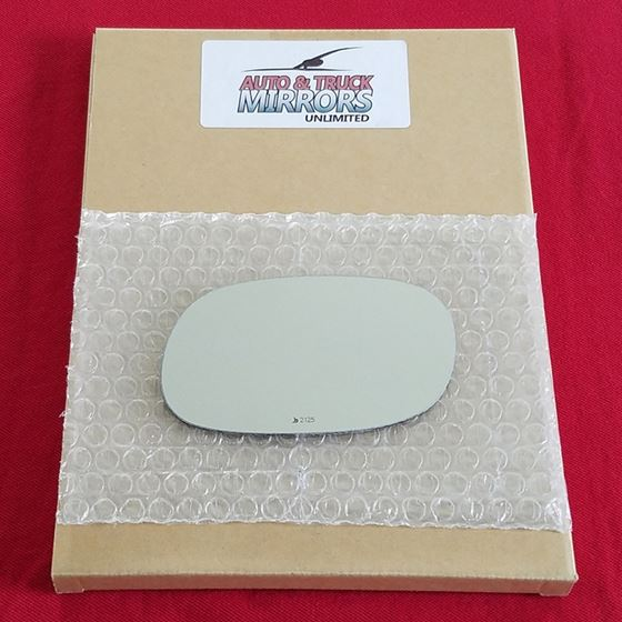 Mirror Glass + Adhesive for Camaro, Monza, Vega, A